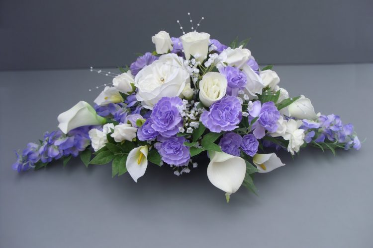 Rose & Carnation Centrepiece - £60.00