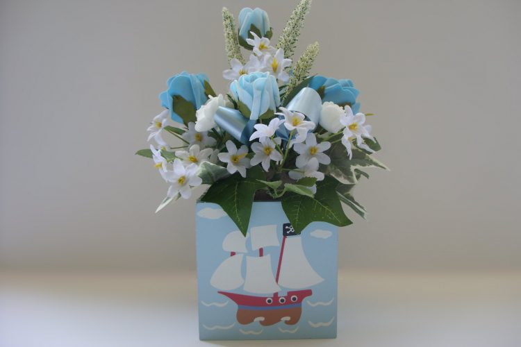 New Baby Boy Celebration Gift - £21.00
