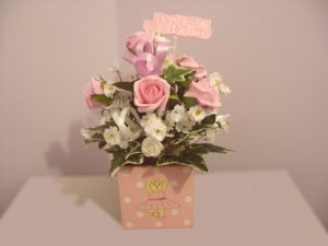New Baby Girl Celebration Gift - £21.50