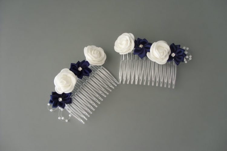 Bridal Hair Combs - £5.00 each